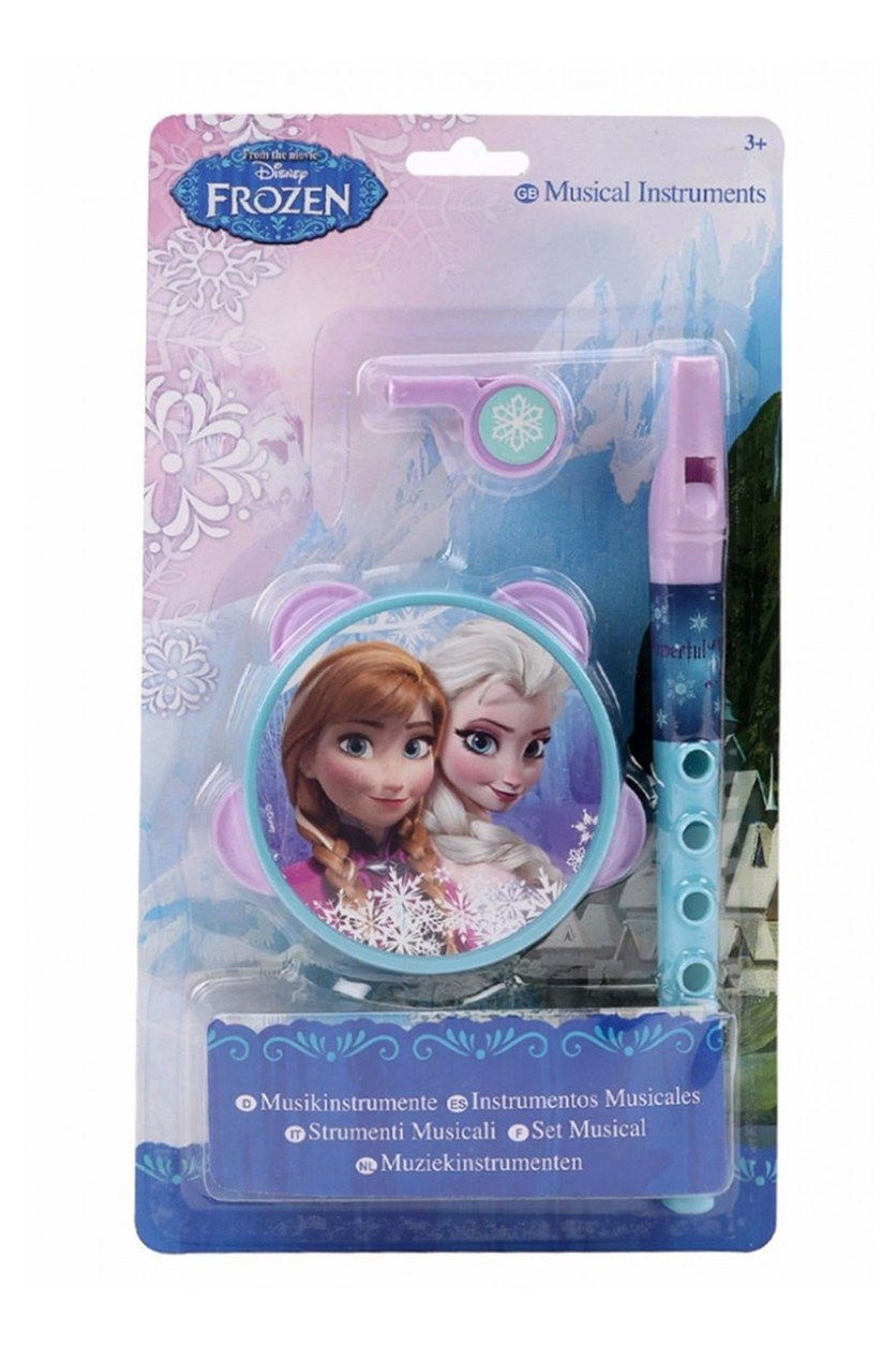 Frozen Instrument Toys, Blue/Purple