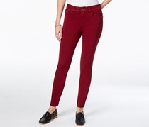 G.h. Bass & Co. Skinny Ankle Jeans, Berry