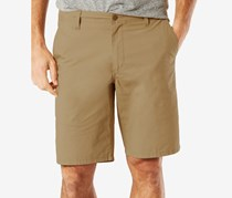 Dockers Mens Flat-Front Stretch Short, Khaki