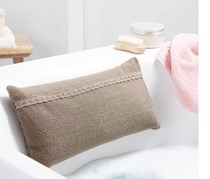 Bath pillow, Taupe