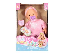 Takmay Lily Baby Mother Love Dolls Toys, Pink