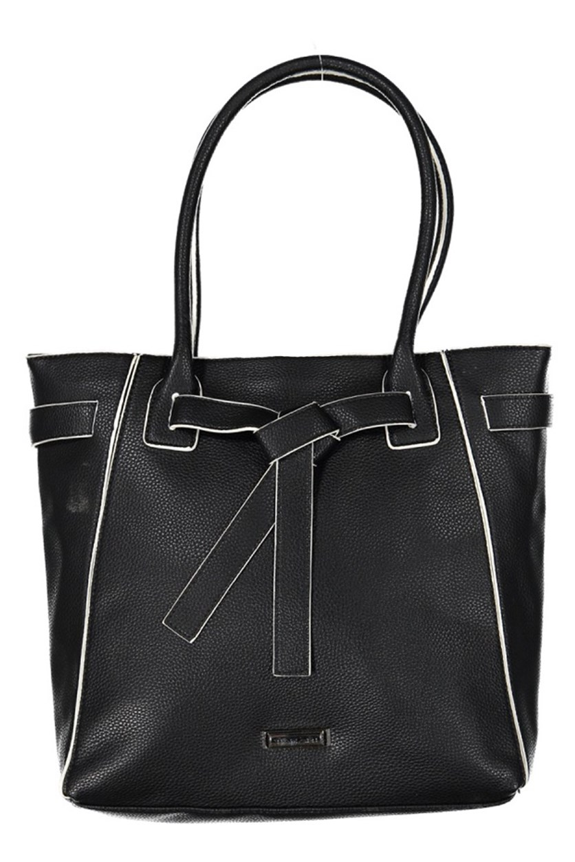 Wrapped Up Tote, Black