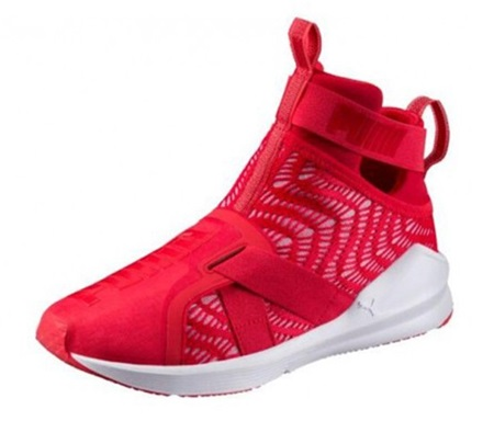 Shop Puma Puma Women Fierce Strap Swirl Sneakers a75168696