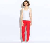 Cropp Women's Trousers, Red