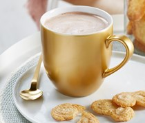 Cup, Golden White