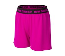 New Balance Girl's Core Performance Short, Poisonberry