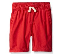 The Children's Place Baby Boy's Shorts, Red