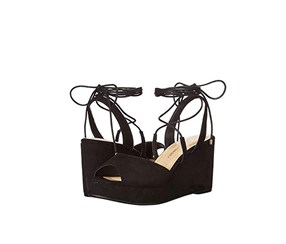 Chinese Laundry Women's Cindy Casual Platform Sandals, Black