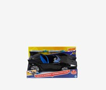 DC Comics Justice League Batmobile Vehicle, Black