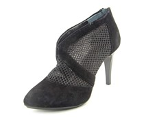 Womens Stariss Closed Toe Ankle Fashion Boots, Black