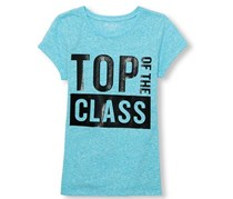 The children's Place Girl's Top, Turquoise