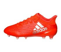Adidas X 16.1 FG Football Shoes, Solar Red