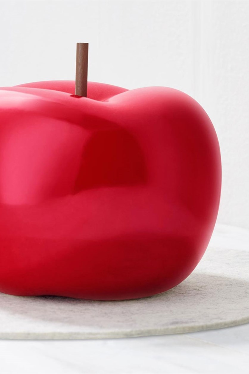 Decorative Apple, Red