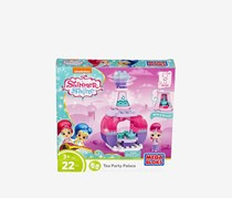Mega Bloks Shimmer and Shine Genie Palace Bottle Shimmer Tea Party Building Set, Pink
