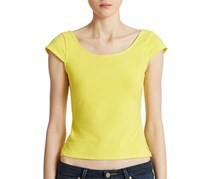 Guess Cross Back Top, Yellow