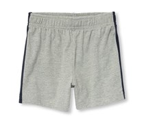 The Children's Place Little Boy's Sports Shorts, Grey