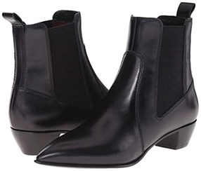 Marc By Marc Jacobs Women's Lou Pointed Toe Chelsea Boot, Black