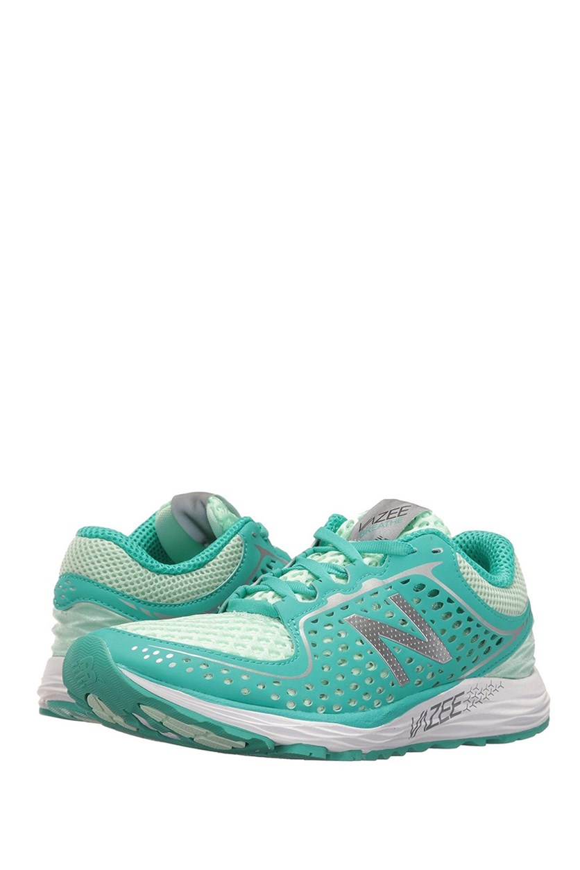 Women's Running Shoes, Turquoise