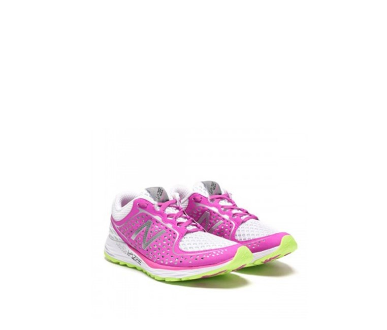 Breath Running Shoes, Azalea White