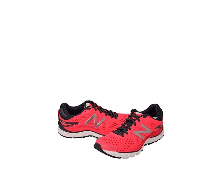 Womens Running Shoes, Pink Salmon/Silver