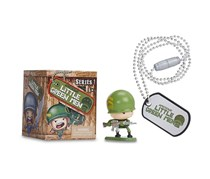 Awesome Little Green Men Series 1 Blind Box Figures, Brown/Green