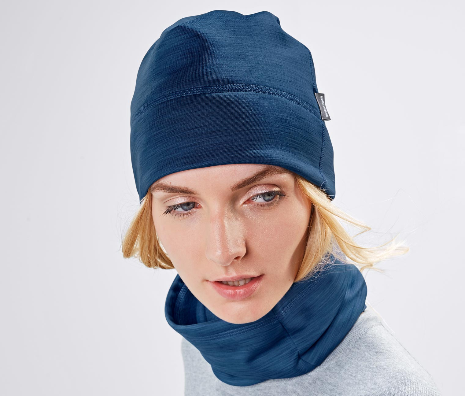Women's Thermal Hat, Blue