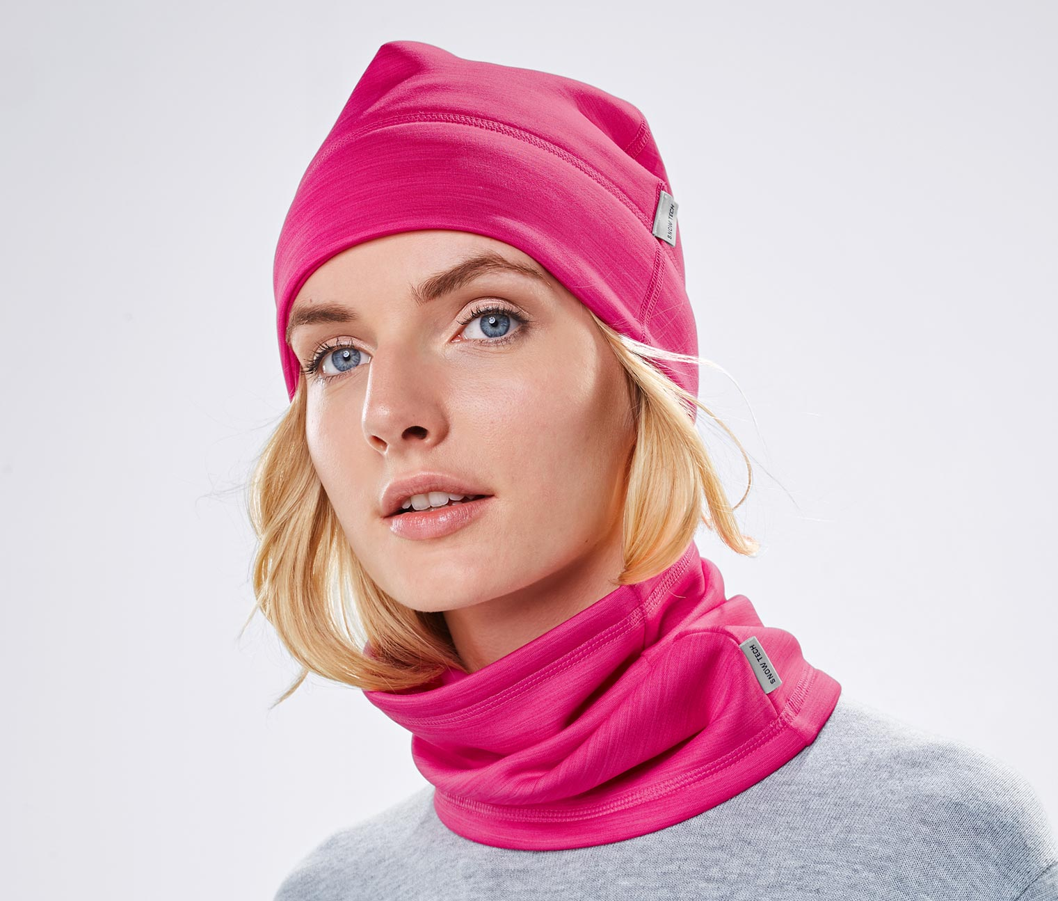 Women's Thermal Hat, Pink