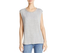 Free People The It Muscle Tank Top, Grey