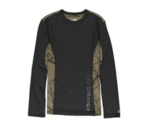 New Balance Kids Boys Performance Top, Black