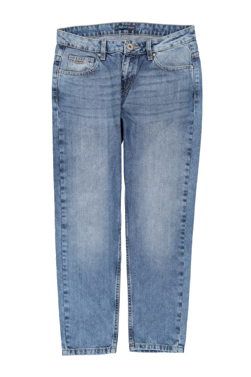 Women's Jeans, Wash Blue