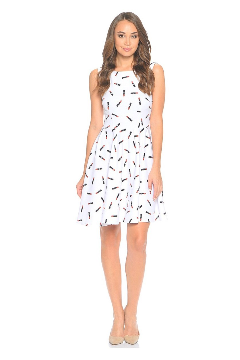 Women's Dress, White