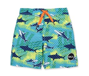 Skechers Kid's Boys' Board Shorts, Turquoise