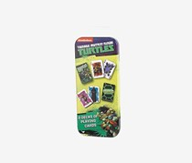 Nickelodeon Ninja Turtle 2 Decks Playing Card, Green