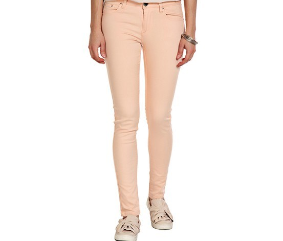 Women's Pants, Peach