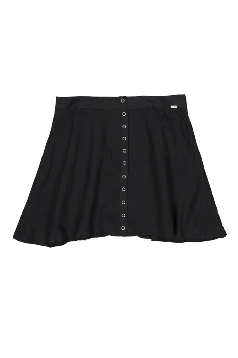 Women's Mini Skirt, Black