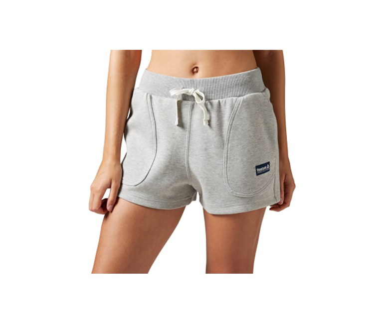 Bluey Collab Short, Heather Gray