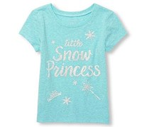 The Children's Place Little Girl's Top, Blue