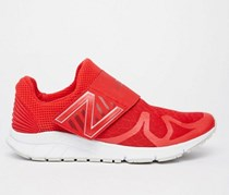 New Balance Men's Rush Velcro Shoes, Red
