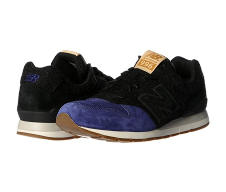 on sale acaae 32dad Shop New Balance New Balance Men s Championes New Balance 996 Basin, Black  Purple for Men Clothing in United Arab Emirates - Brands For Less