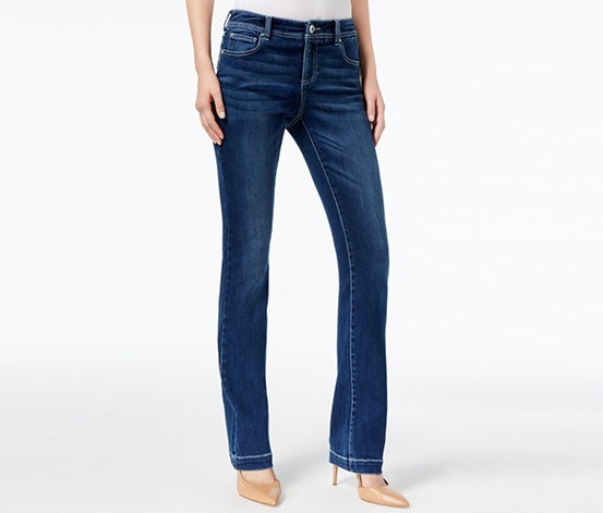 International Concepts Bootcut Jeans, Barlow Wash