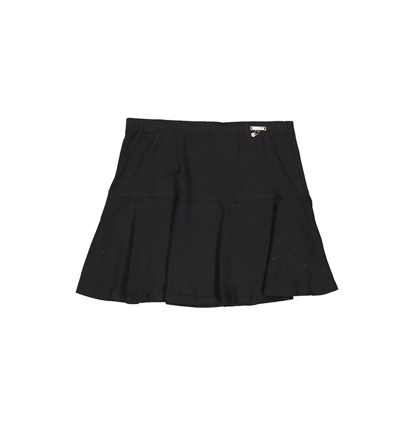 Women  Mini Skirt, Black