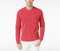 Tommy Hilfiger Men's Jonas Long-Sleeve Shirt, Coral