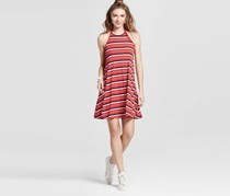 Mossimo Women's Knit Halter Dress, Red