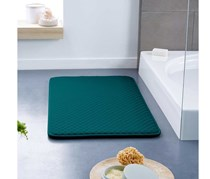 Bath Mat, 45 x 75, Teal
