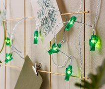 Light Chain, Led, Cacti Green