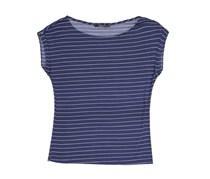 Mohito Women's Stripe Blouse, Navy