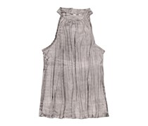 PPLA Women Top Sleeveless, Gray