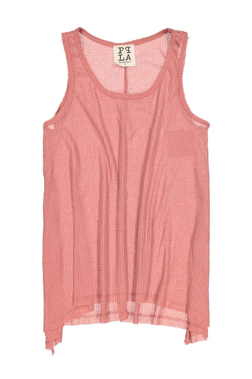 Women Top, Blush