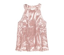 PPLA Women Sleeveless Top, Blush