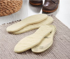 Insole Set of 2, Light Beige